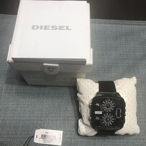 Men's Diesel 5 Bar analog watch